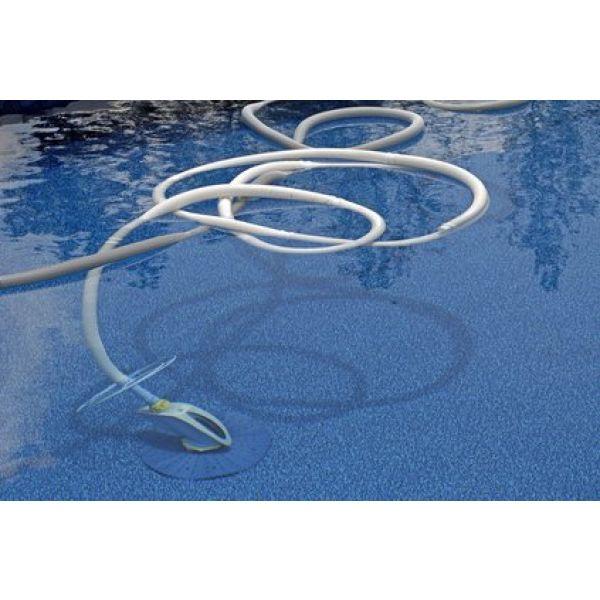 robot piscine prise balai