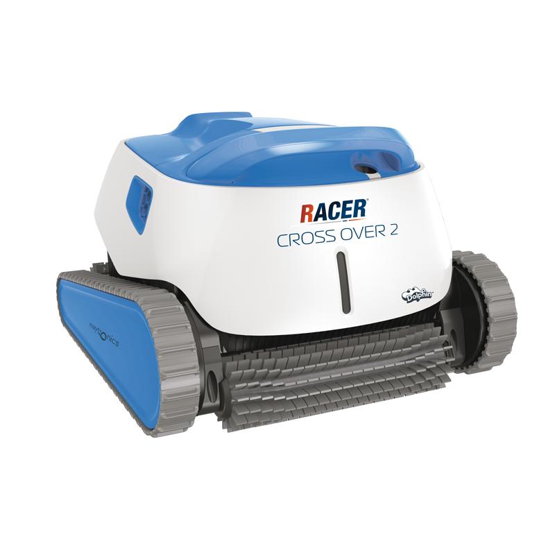robot piscine racer crossover 2