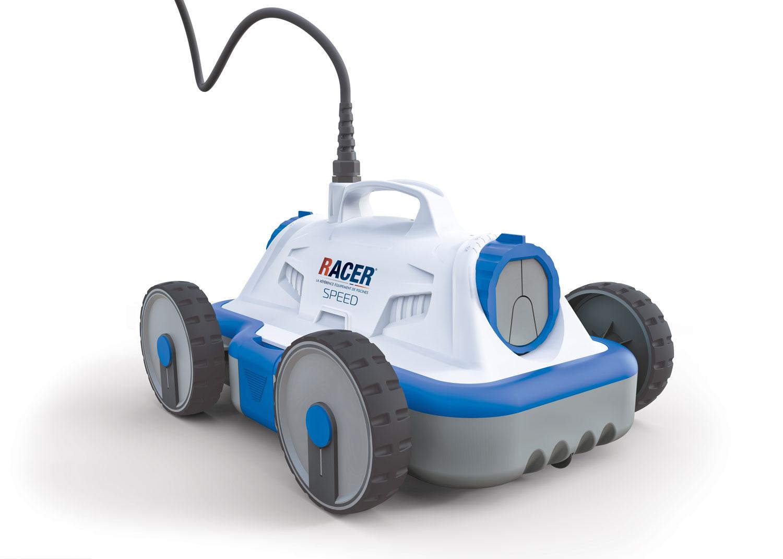 robot piscine racer crossover 3