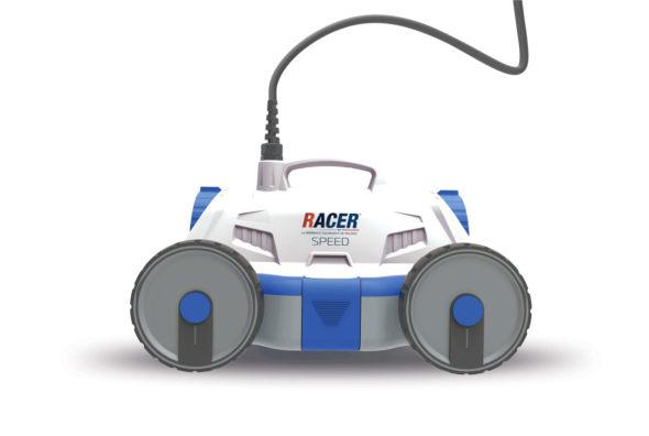 robot piscine racer speed