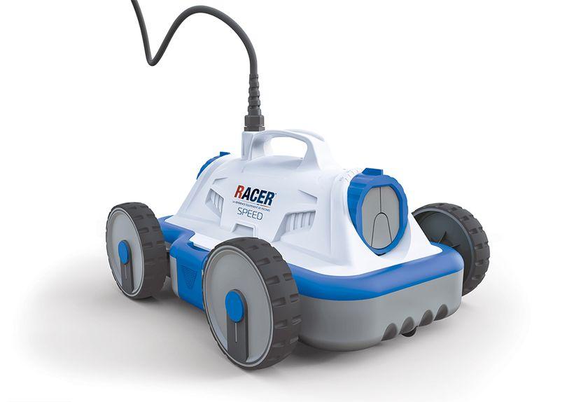 robot piscine racer