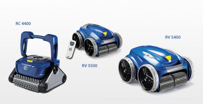 robot piscine rc4400