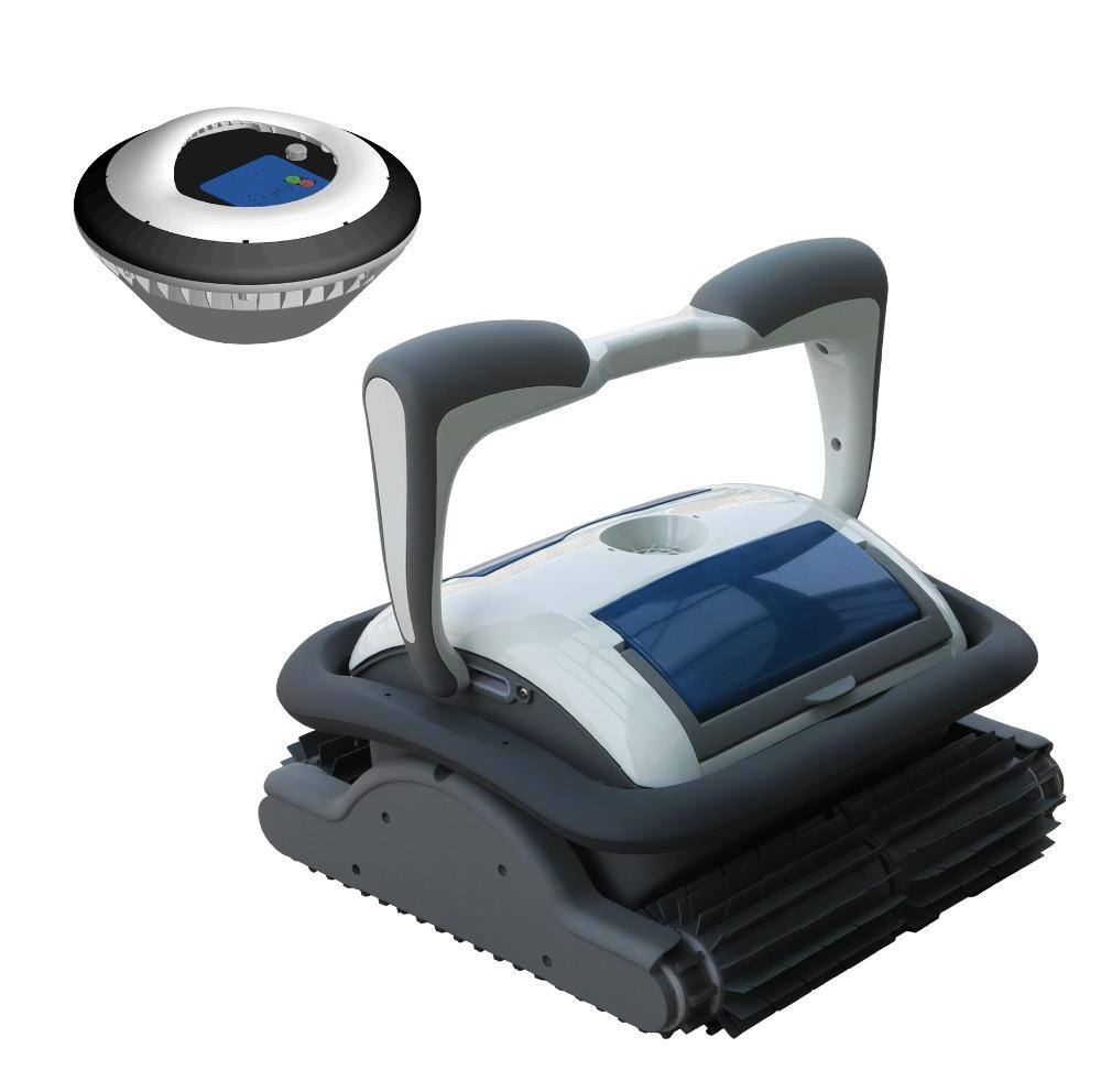 robot piscine rechargeable