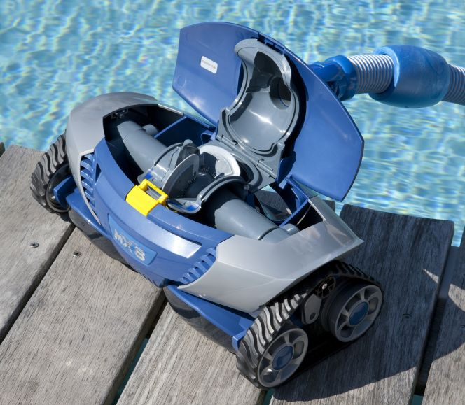 robot piscine reconditionne