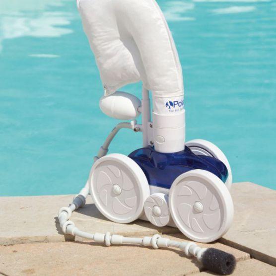 robot piscine surpresseur