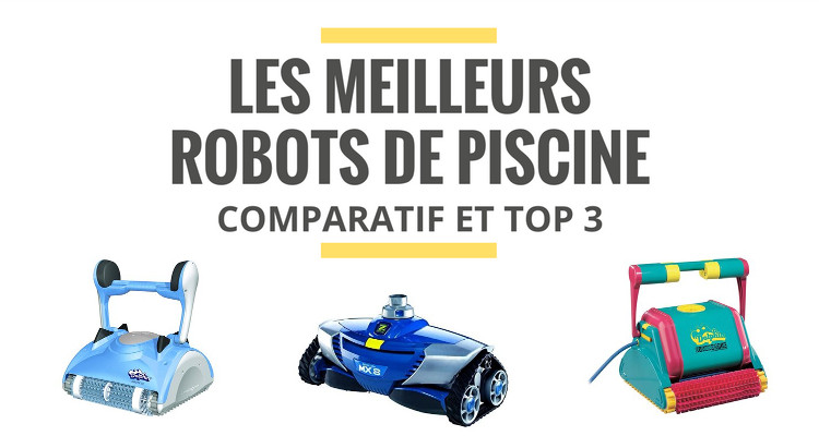 robot piscine test