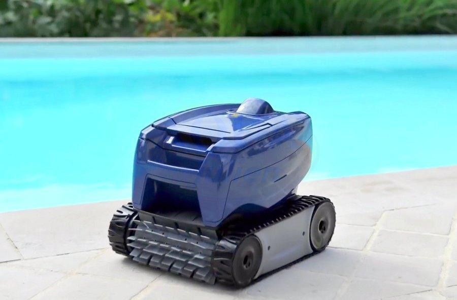 robot piscine tornax