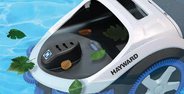 robot piscine trivac 700