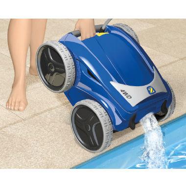 robot piscine usage