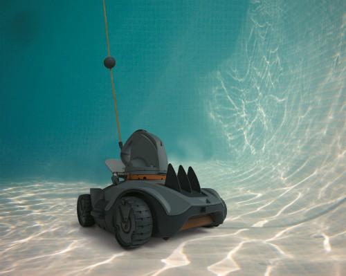 robot piscine vektro