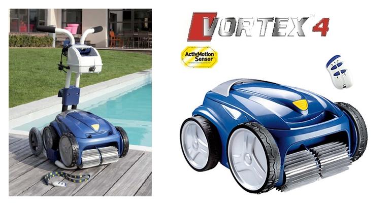 robot piscine vortex 4