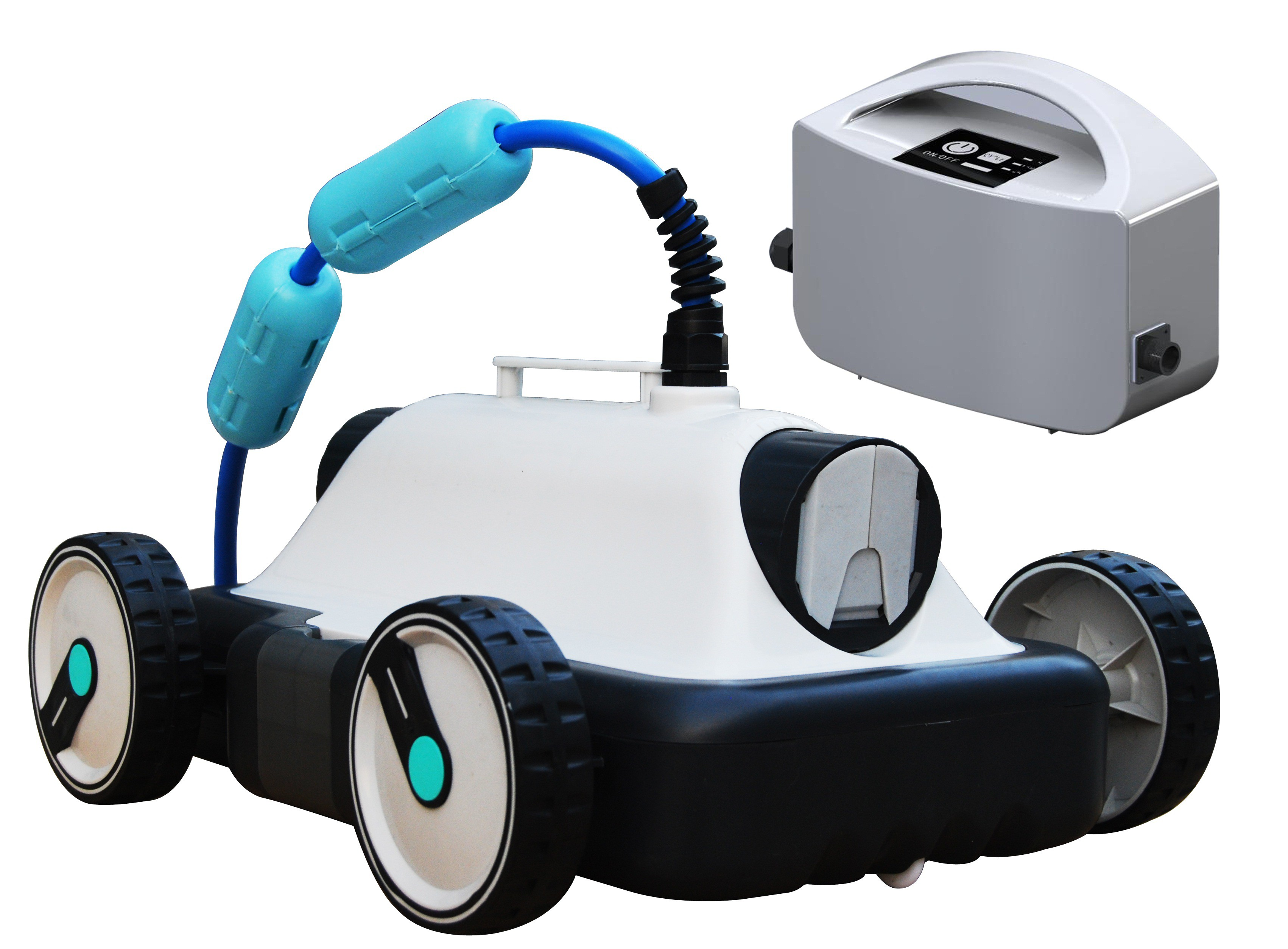 robot piscine warrior