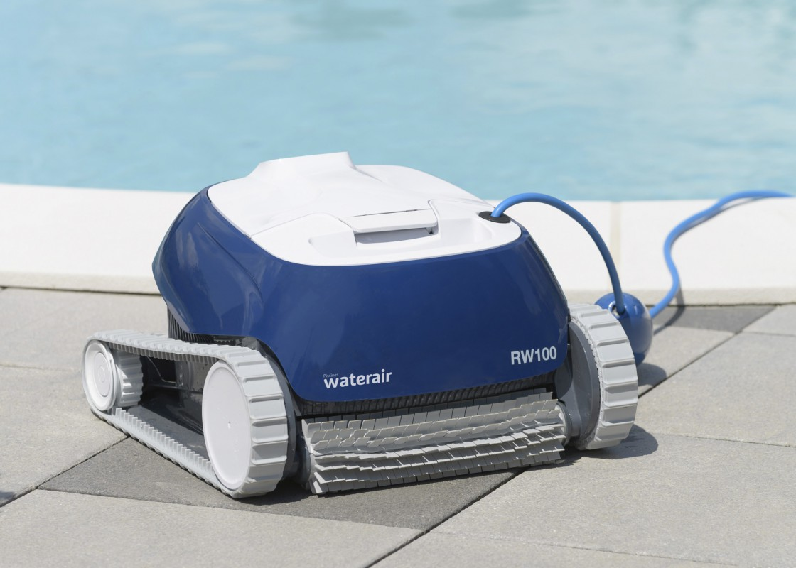 robot piscine waterair
