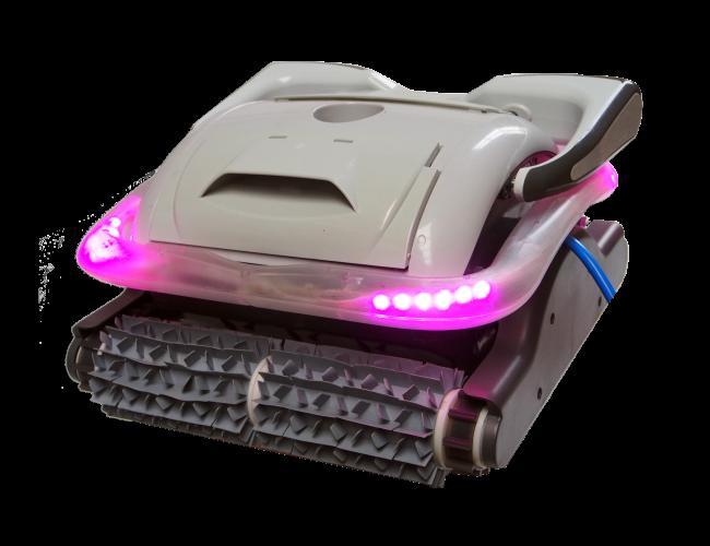 robot piscine waterclip sol