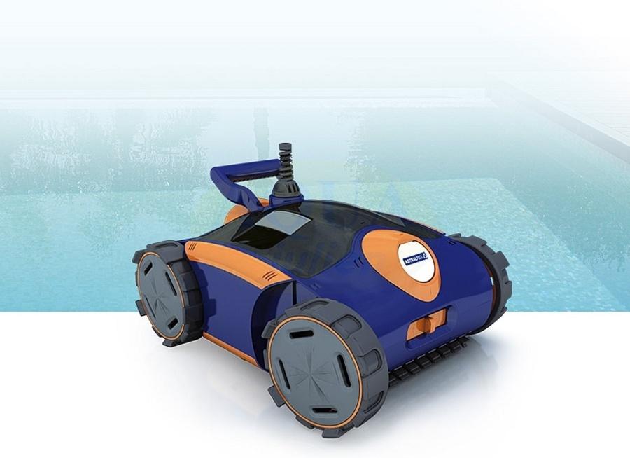 robot piscine x5