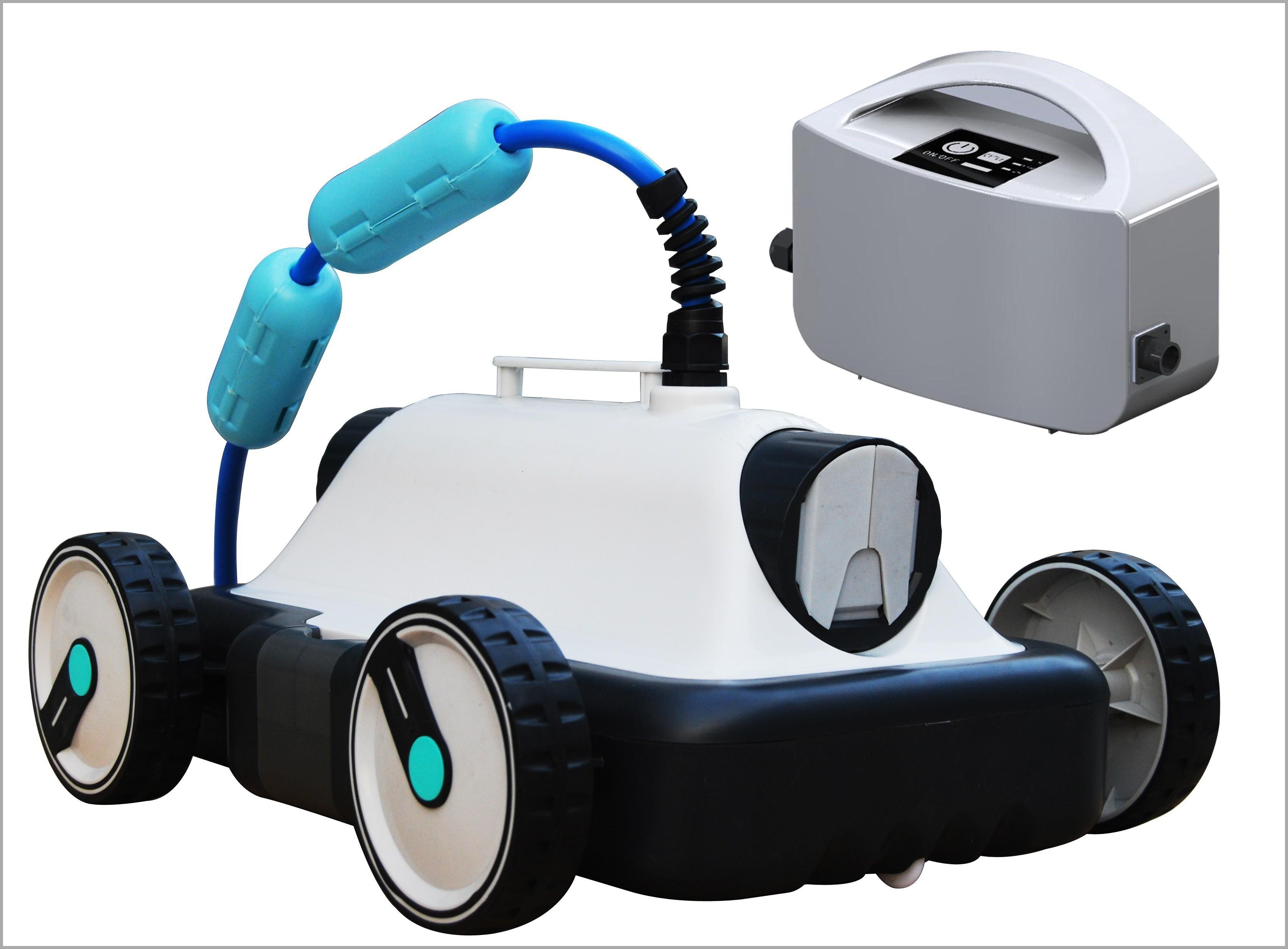 robot piscine x8