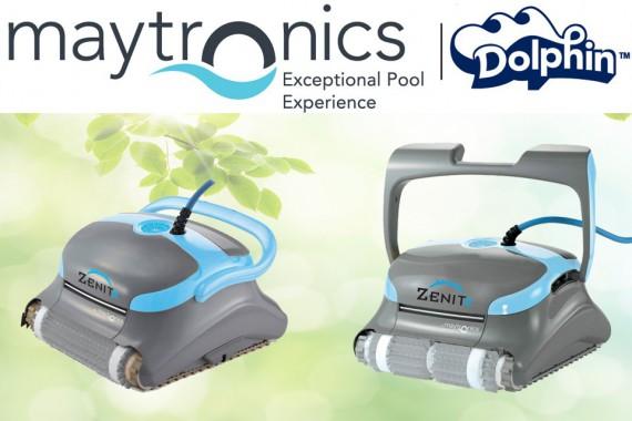 robot piscine zenit 12