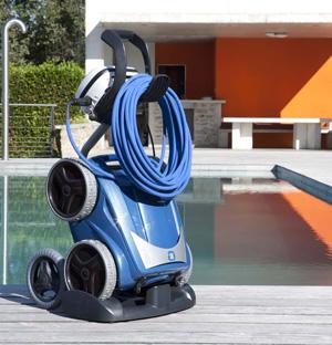 robot piscine zodiac 4 4wd