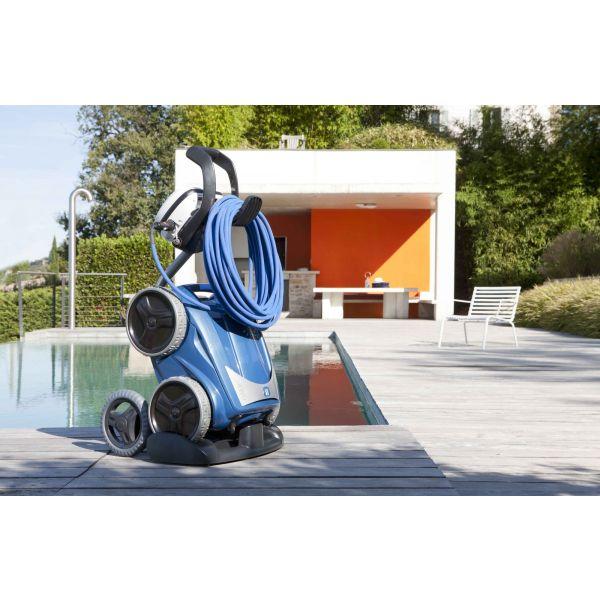 robot piscine zodiac 4 roues motrices