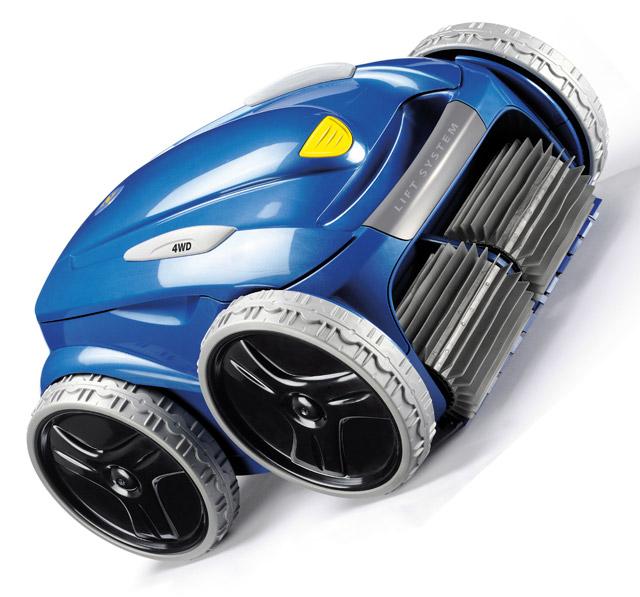 robot piscine zodiac 5400
