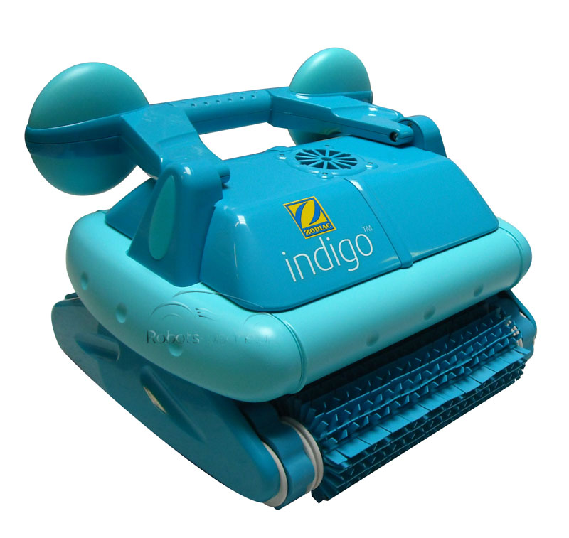 robot piscine zodiac indigo