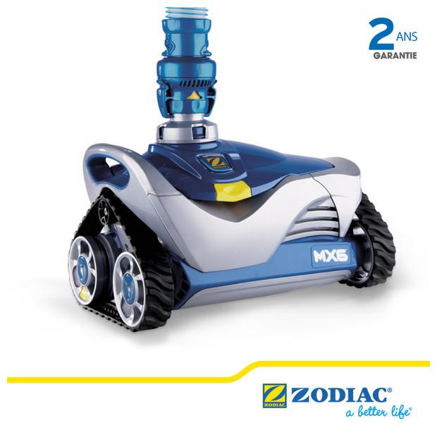 robot piscine zodiac mode d'emploi