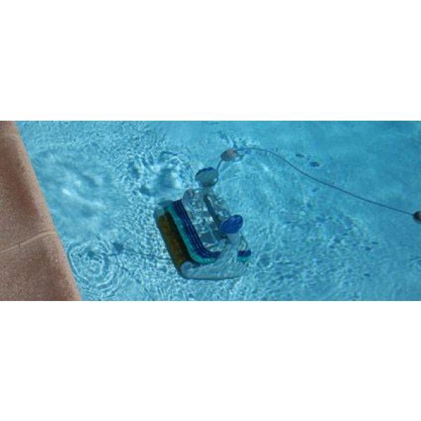 robot piscine zodiac n'avance plus