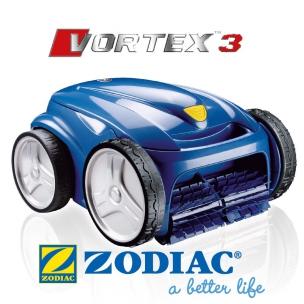 robot piscine zodiac vortex 3 panne