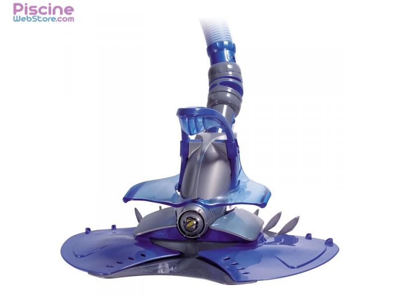 robot piscine zodiac x7 quattro