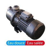 surpresseur piscine eau salee