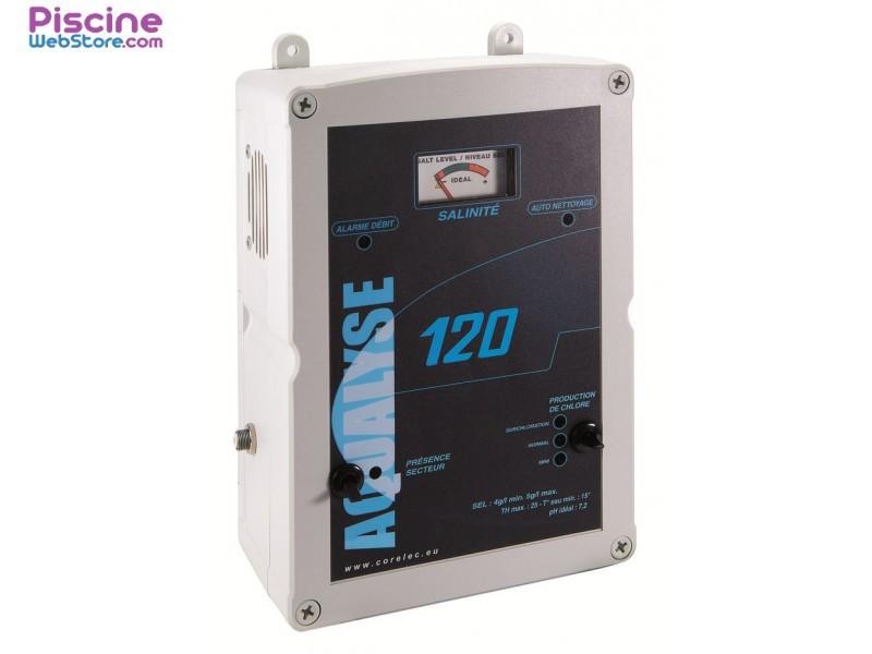 electrolyseur 120m3