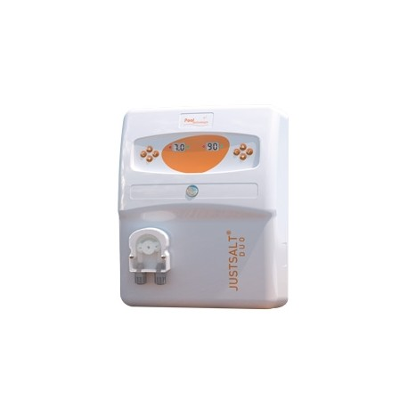 electrolyseur de sel pool technologie